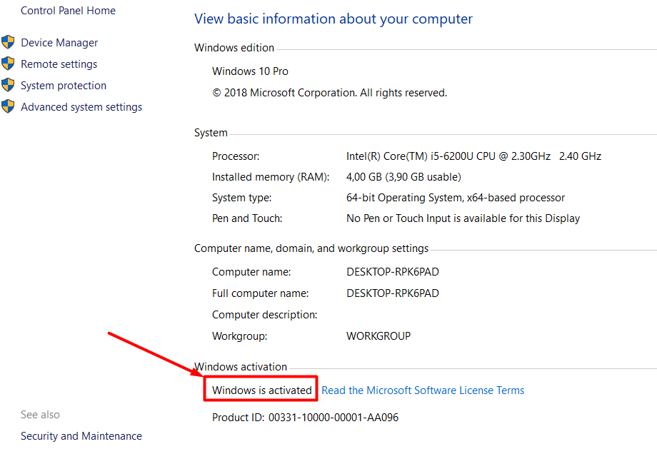 Activate Windows 10 with KMSpico