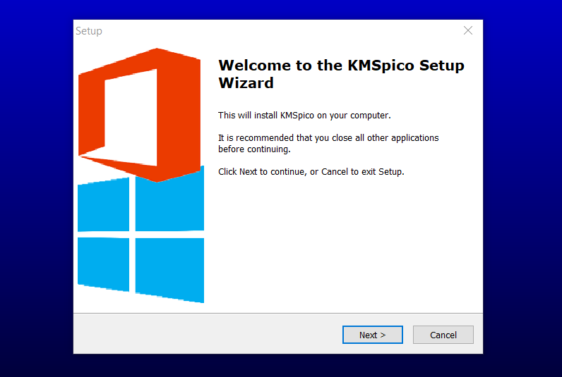 Activate Windows 10 & Office with KMSpico